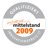 Logo Innivationsprodukt 2009